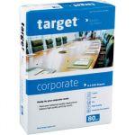 Target 5 un. Resmas 500 Fls Papel A3 Corporate 80g - 1801034