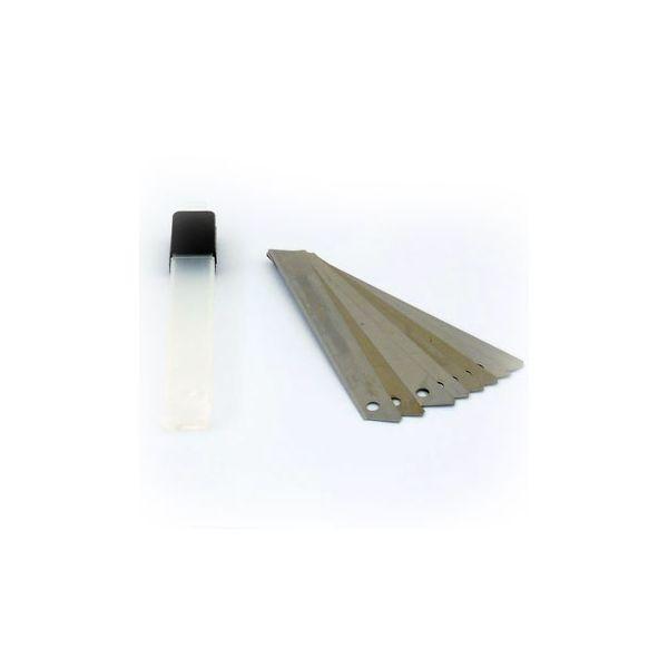 10 un. Recargas Lâminas X-Ato 9mm - 5291015