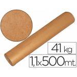 Papel Kraft Rolo 500x1,1m Castanho