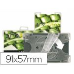3L Office 10 un. Identificadores Rígido 91x57mm - 11300