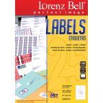 Lorenz Bell Etiquetas 4781 97x42.3mm