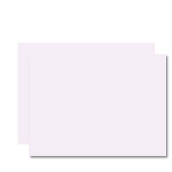Cartolina 50x70cm Matte 250g Branco/Cinza - 172Z80441