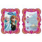 Decorata Party 6 un. Convites Disney Frozen - 2000825041