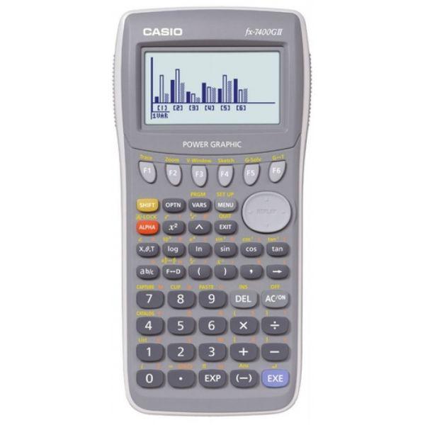 Casio Calculadora Gráfica FFX-7400GII