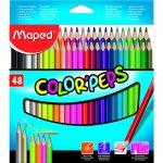"Maped Pack 48 Lápis de Cor Color""' Peps"""