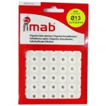 Mab Etiquetas Adesivas 13mm Reforços (cada folha) Mab - 080508