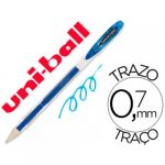 Uni-Ball Esferográfica 0.7mm UM-120 Gel Signo Uni-Ball Ball Azul Claro - 060041