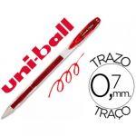 Uni-Ball Esferográfica 0.7mm UM-120 Gel Signo Uni-Ball Ball Vermelho - 060095