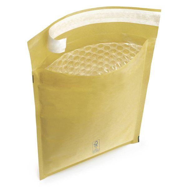 Envelope Almofadado 3C 150x220mm Castanho