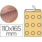 Q-Connect Envelope Borbulhas Creme A/000 110 X 165 mm Nº 11 - KF16578