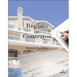 Jufil Livro de Registo de Contratos Mediação Imobiliária Escrituração Manual A4 Jufil - 120769