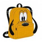 Mochila Pré-escolar 34cm Pluto Disney - 58306