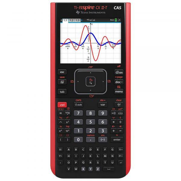 Texas Instruments Calculadora Gráfica TI-NSPIRE CX CAS