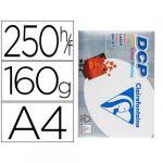Clairefontaine Papel Cópia Branco DCP 160gr A4 250 Folhas - L72170