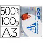 Clairefontaine Papel Cópia Branco DCP 100gr A3 500 Folhas - L72398