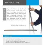 4Paper Display Informativo Barra Magnética - 10.419