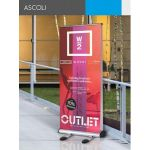 4Paper Outdoor Roll Up Ascoli (2060x850mm)