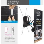 4Paper X-banner Backpack - 10.760