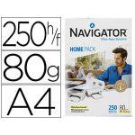 Navigator Papel Home Pack para Laser Jato de Tinta A4 80 g/m² Branco 250 Folhas - NHP80EN851