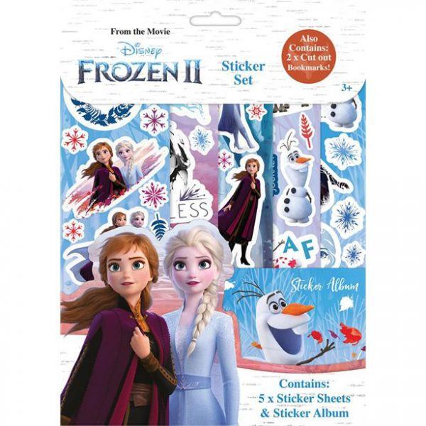 Disney Conjunto Autocolantes Frozen 2 STIC262