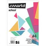 Smart Design Bloco Cartolina A4 180gr 10 Fls - 1085605