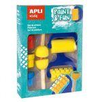 Apli Kit Pinturas Kids Paint&fun APL15135