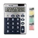 Ambar Calculadora de Secretária Silver