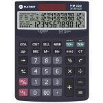 Platinet Calculadora de Bolso 12 Digitos / 3 Linhas - PMC222TE