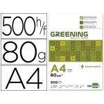 Greening Papel Fotocópia Din A4 2500 Fls 80 gr