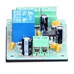 ZKteco PCB-505 Módulo de Relé para Atraso na Abertura da Porta até 30 Segundos Entrada Pulsador DC 12 V - PCB-505