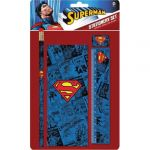 Comic Premium Art Set Escolar Superman - SR71822