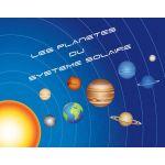 Besoin Postal Escolar Planetas 18X24/18x27/20x30cm 100 un.