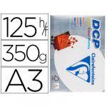 Clairefontaine Papel Cópia Branco DCP 350gr A3 125 Fls - 72173