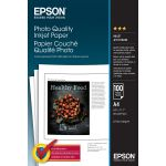 Epson Papel Qualidade Fotográfica A4 (100 Folhas)C13S041061
