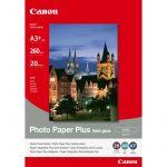 Canon Papel Foto Semi-Glossy SG-201 A3+ 20 Fls