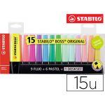 Stabilo Marcador Boss Fluorescente 70 Blister de 1 un. Cores Sortidas - OFF152084CE