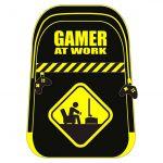 Pyramid Mochila Gamer At Work Gaming