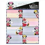 Disney 16 Etiquetas Autocolantes Minnie 773-14046
