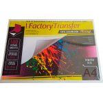 Papel Transfer Sublimação A4 (100 Folhas)