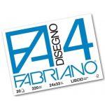 Produtos Diversos Fabriano Bloco de Desenho Fabriano 4