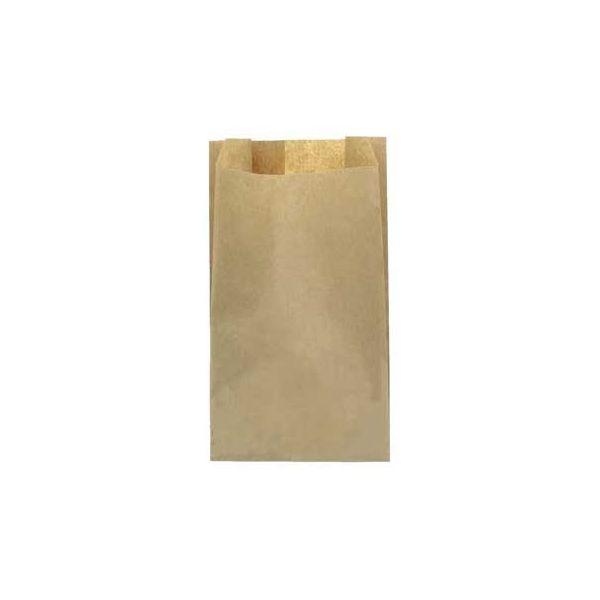 Saco Papel Pão 30x8x42cm Castanho 1000un - 6701176