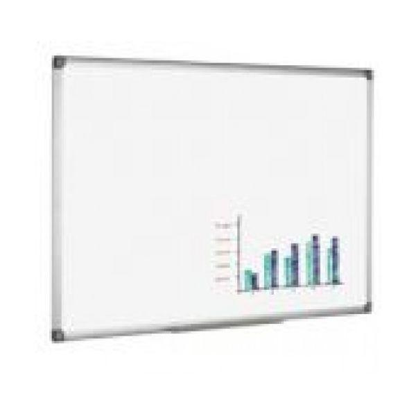 Bi-Office Quadro Branco Magnético Melamina 90x120cm - 34059085