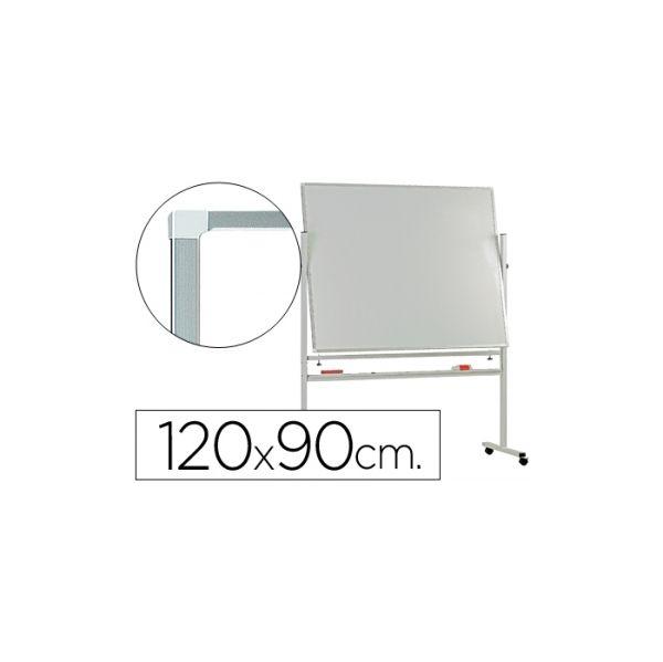 Bi-office Quadro branco 90x120cm Face Dupla giratório - RV0201020118+MA0514300