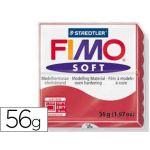 Staedtler Fimo Effect Metálico 28 Vermelho Rubi 56g