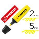 Stabilo Marcador Fluorescente Boss Original Amarelo