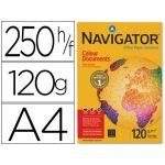 Navigator Resma 250 Fls Papel A4 Colour Documents 120g
