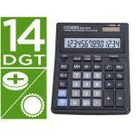 Citizen Calculadora de Secretária SDC-554S - 14 Dígitos