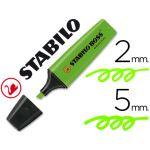 Stabilo Marcador Fluorescente Boss Original Verde