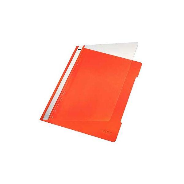 Leitz 25 un. Classificadores Plástico 4191 Orange