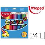 Maped 24 un. Lápis de Cor Color Peps